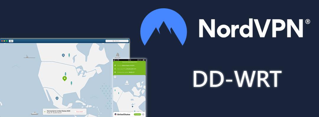 nordvpn dd-wrt featured