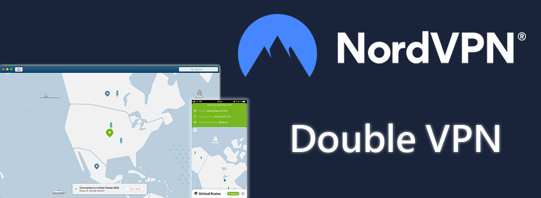 NordVPN double vpn banner