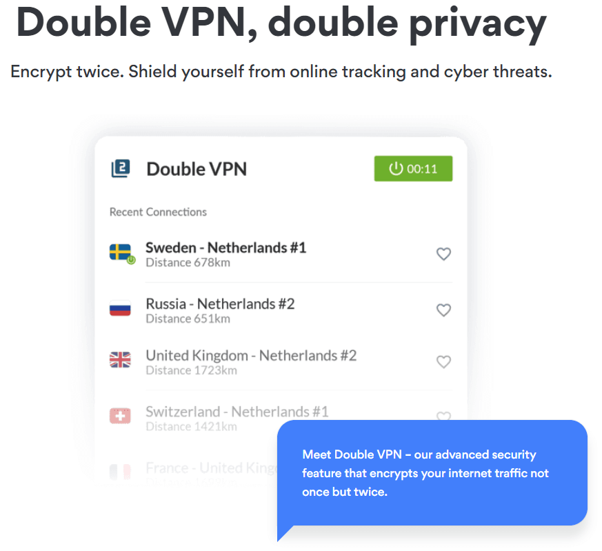 nordvpn double vpn