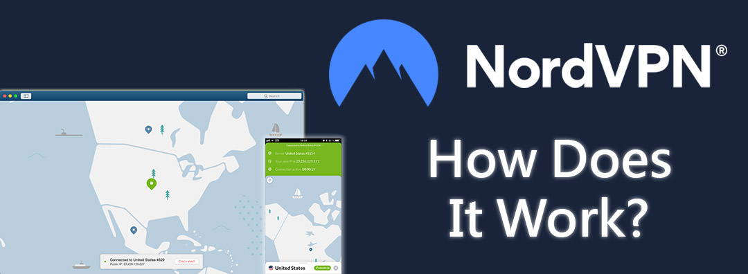 nordvpn how does it work