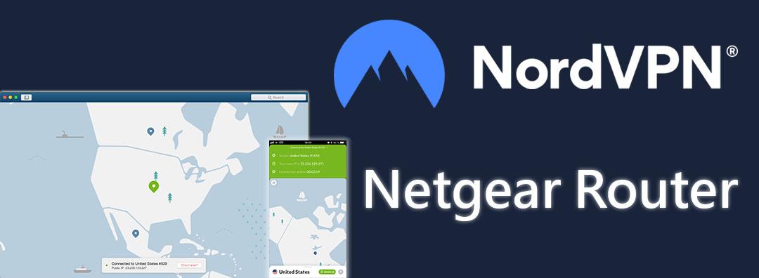 NordVPN Netgear Router