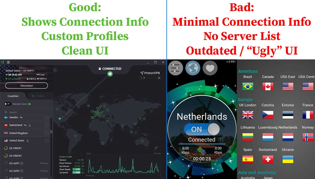 good vpn design vs bad vpn design